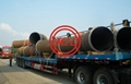 API 5L X70 PSL2/AS 2885-1 L485MB UOE SAWL PIPE INDUCITON BENDS FOR QCLNG PROJECT