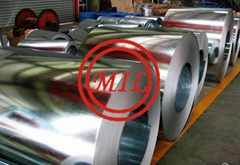 ASTM A526/JIS G3312 EN10326/EN10142 Hot Dip Zinc-Aluminum Coated Steel Sheet