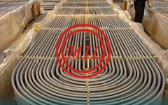 ASME SA688,ASME SA213,ASME SA269,ASME SA789,DIN 28179 Stainless Steel U Tube