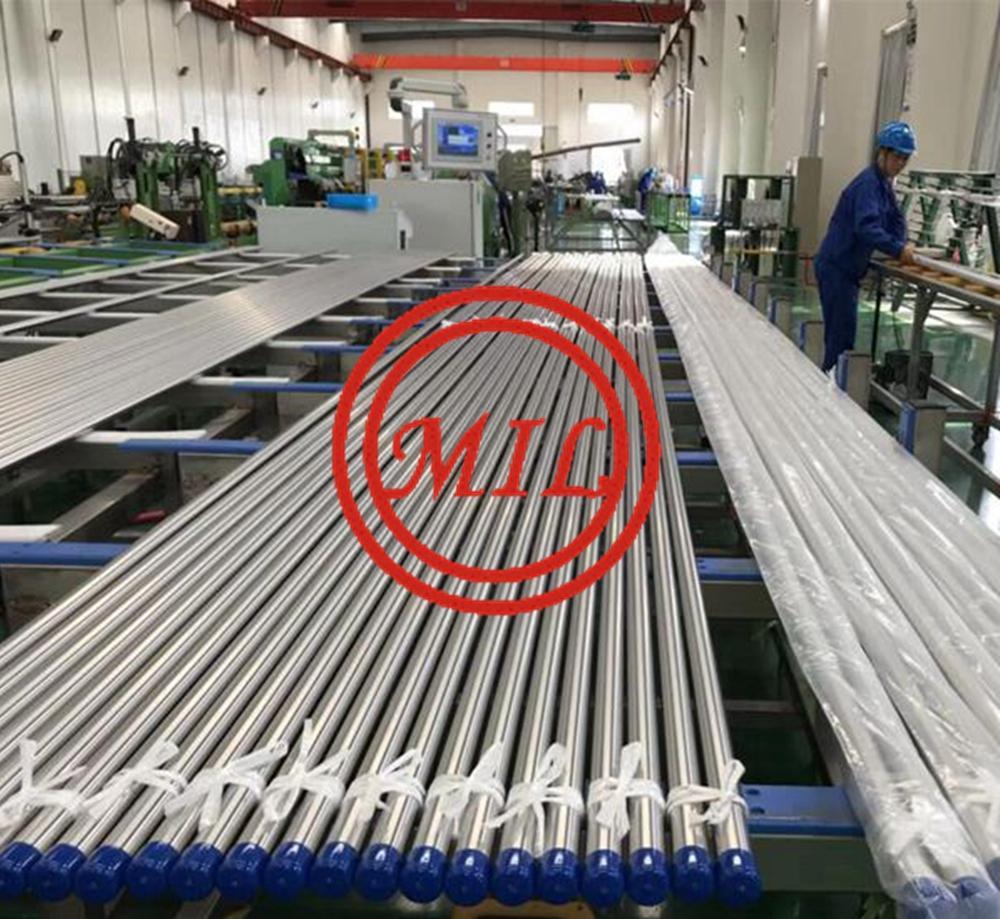 EN 10357/EN 10217- 7/DIN 11850  304 & 316L Sanitory Stainless Steel Tube