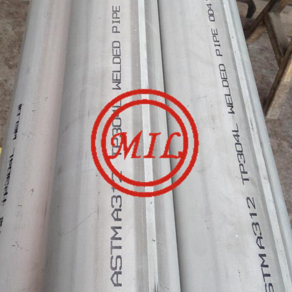 ASTM A312 TP304 WELDED PIPE