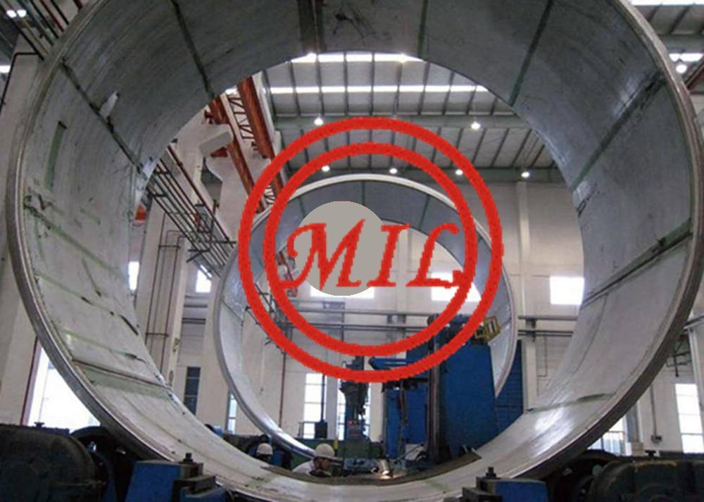 ASTM A268,EN 10217-7 三輥成型大口徑不鏽鋼焊接鋼管 2
