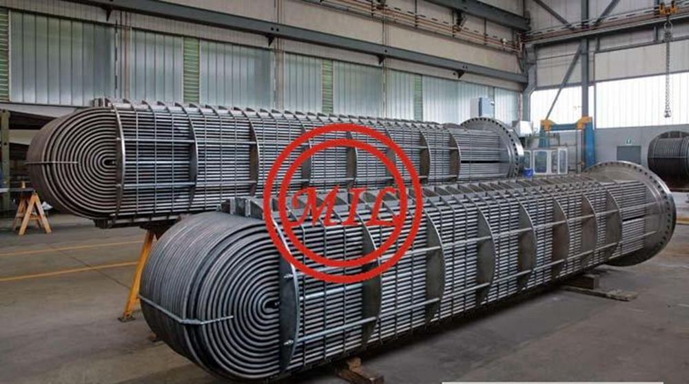 不鏽鋼U型管 11