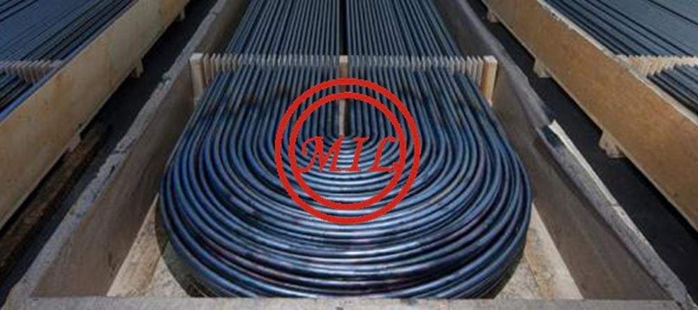 ASME SA556 B2 cold drawn seamless carbon steel feedwater heater tubes