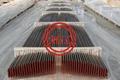 ASME SA210 C COLD DRAWN SEAMLESS STEEL U-TUBE