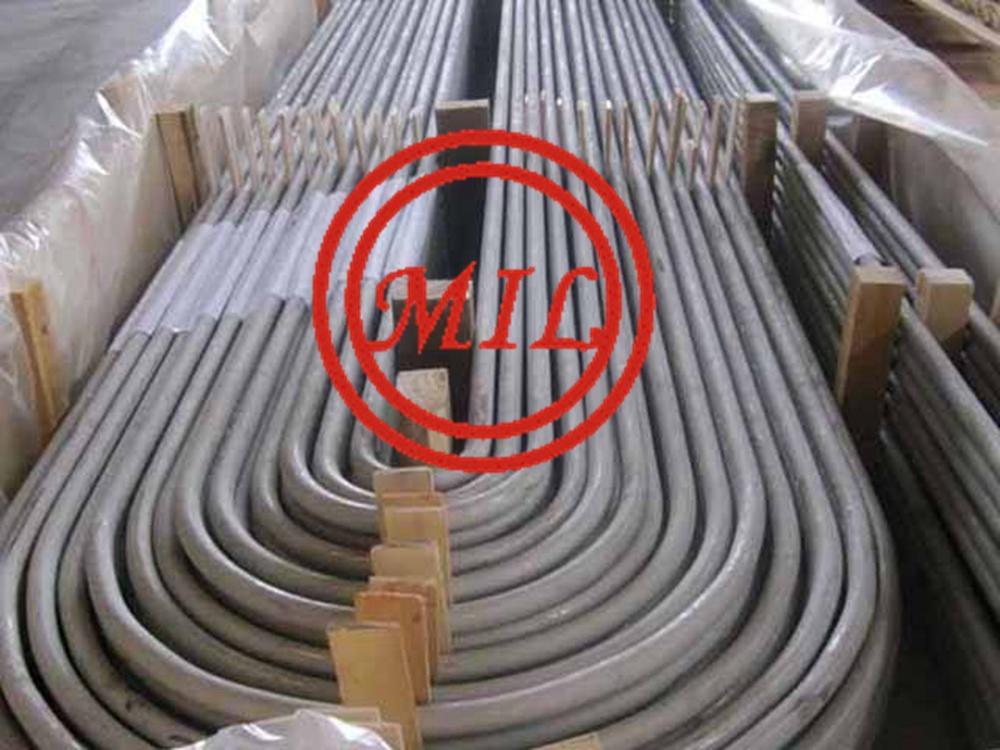 不鏽鋼U型管 3