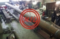 ASTM A252,AS 1163,EN10219 S355,EN 10225 PIPE PILES WITH REINFORCING RINGS/BARS