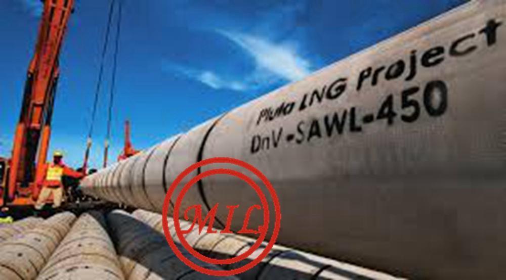 DNV OS-F101 SAWL 450 LINE PIPE