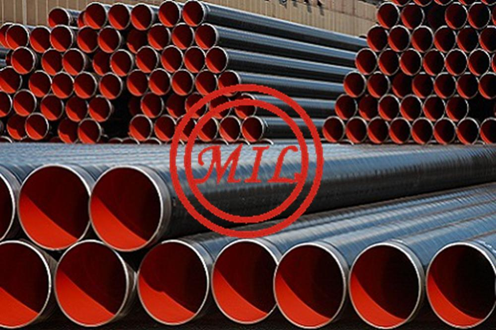 API 5L X70 PSL2/EN 10208-2 L485MB+DIN 30670 3LPE COATINGS+API RP5L EPOXY LINING ERW PIPE