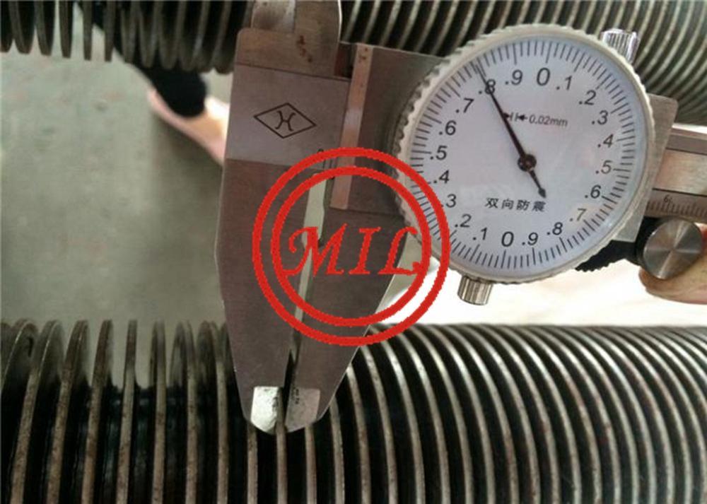 螺旋高頻焊翅片管-HG/T3181,JB/T6512,NB/T 47030 17