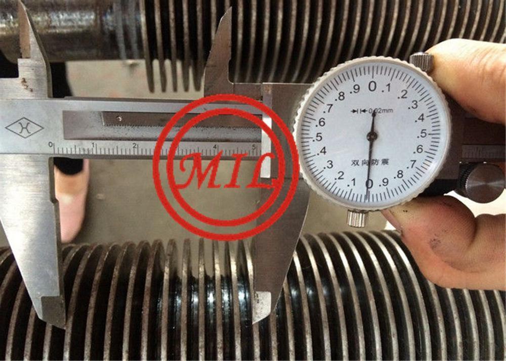 螺旋高頻焊翅片管-HG/T3181,JB/T6512,NB/T 47030 16