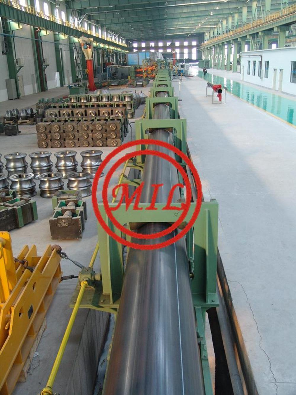 ERW PIPE FINISHING LINE