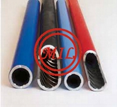 ASTM A210,ASTM A213,DIN 17175,EN 10216-2 Multiple Lead Rifled Tube
