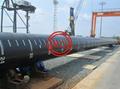 鋼管樁,樁管-ASTM A252,AS 1163,AS 1579,EN 10219-1,JIS 5525 5