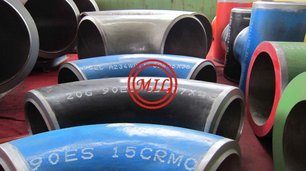 ASTM A234,ASME B16.9彎頭 4