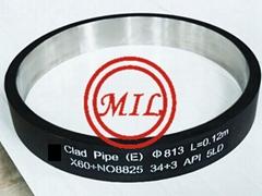 金屬復合管-SY/T 6623-2005,API 5LD