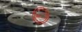 EN 1092-1 TYPE 01 A Plate Flange,A182 F316/F316L Plate flange