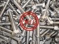 UNS N10276 bolt,Hastelloy C-276 hex bolt,Hastelloy C-276 stud bolt