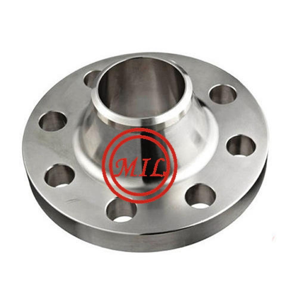 ASTM A182 F316L STAINLESS STEEL SWN SLIP ON FLANGES
