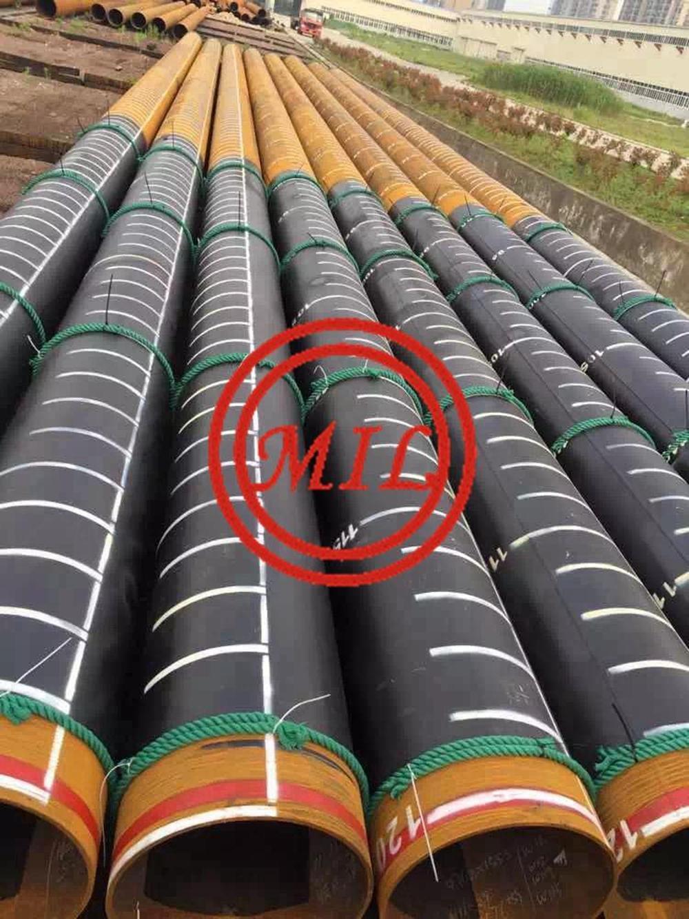 環氧塗覆鋼管樁,樁管 16