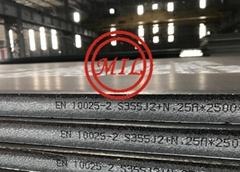 EN 10025,EN 10255,BS 4360,ASTM A588 CORROSION AND WEATHER RESISTANT STEEL PLATE