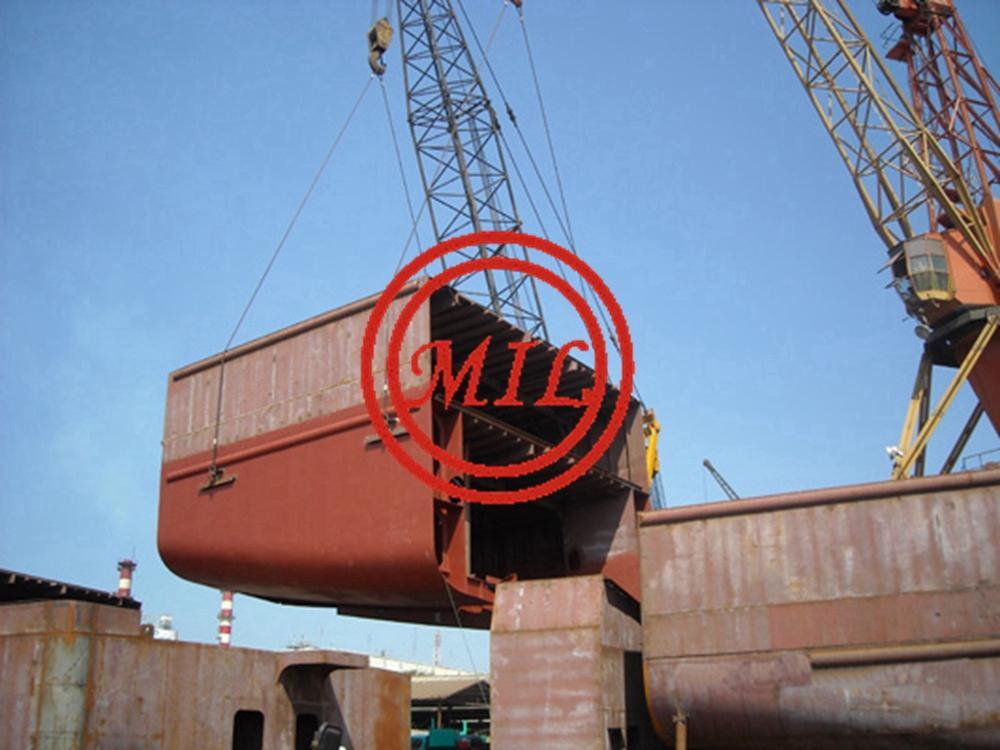 造船用中厚板 2