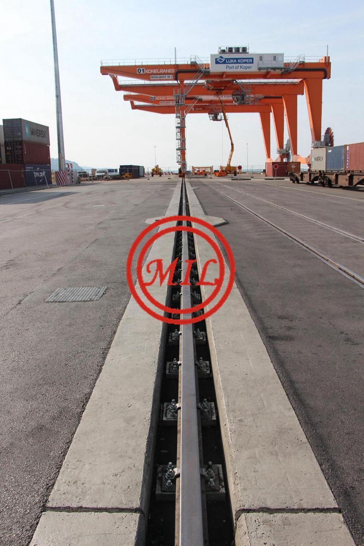UIC 860-O,DIN 536,AS 1085.1 Steel Rail,Crane Rail  6