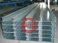 Q345QD C CHANNEL STEEL