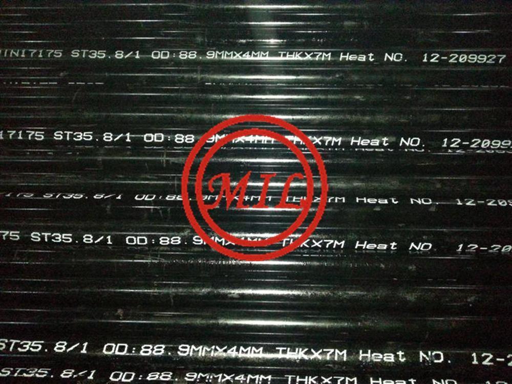 ASTM A335/ASME SA335高溫用鐵素體合金無縫鋼管 3