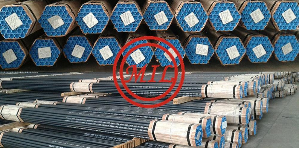 DIN17175-EN 10216-2 SEAMLESS STEEL TUBES FOR ELEVATED TEMPERATURES