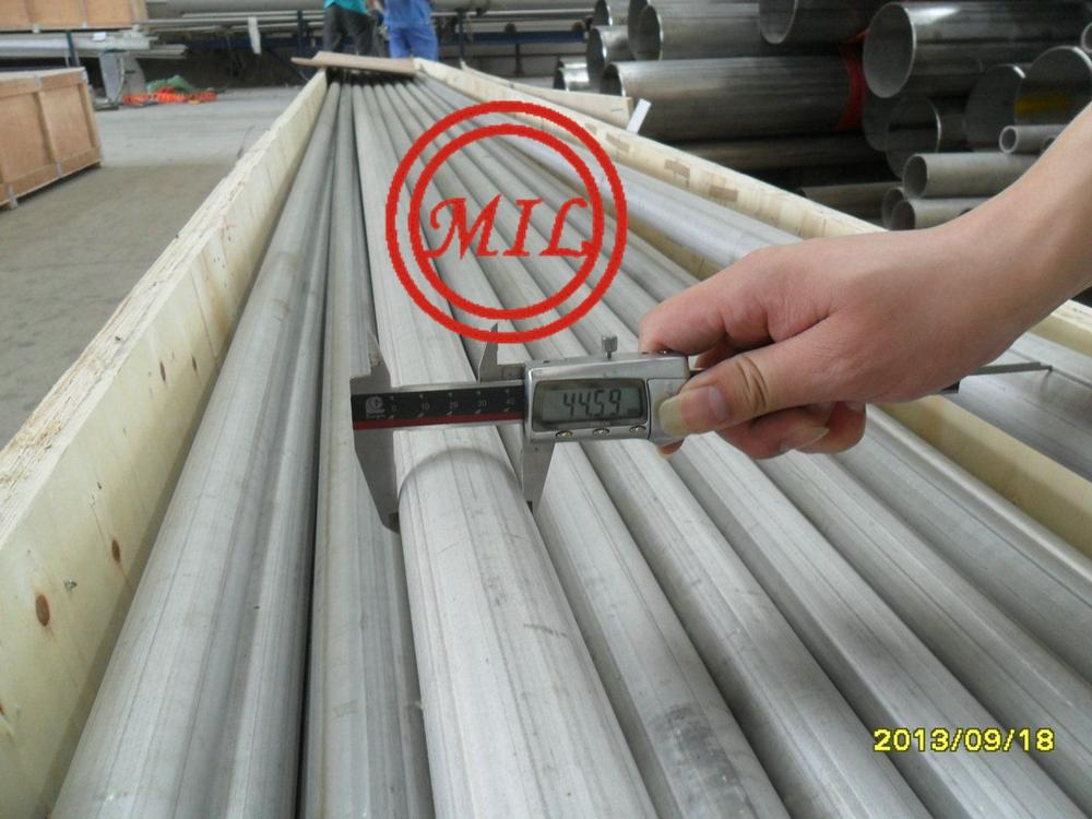 ASTM A269 TP304L ANNEALED & PICKLED WELDED STAINLESS STEEL TUBE