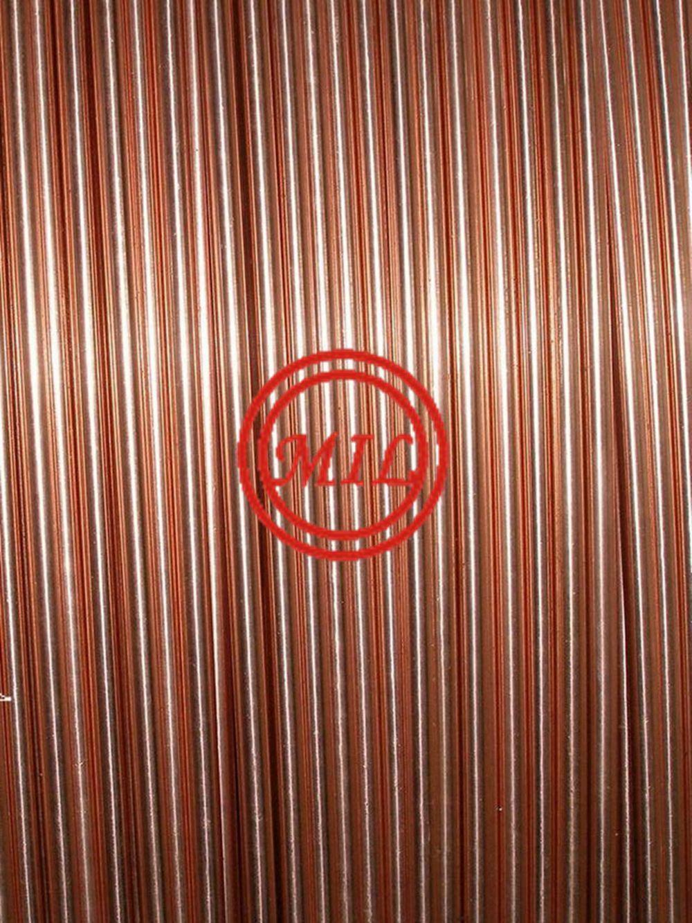 ASTM B111 C68700 Aluminium Brass Tube