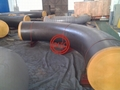 ASME B16.49,API 5L,EN 14870-1,ISO 15590-1 Hot Induction Bend,Factory Bend