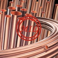 ASTM B280 C44300 Seamless Copper Tube for Air Conditioning and Refrigeration Field Service