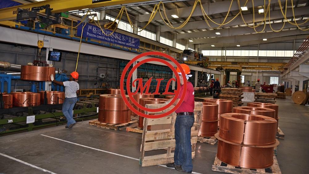 水平纏繞空調製冷銅管-ASTM B280 LWC 7