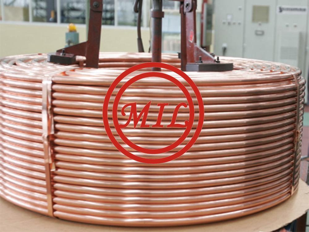 水平纏繞空調製冷銅管-ASTM B280 LWC 1