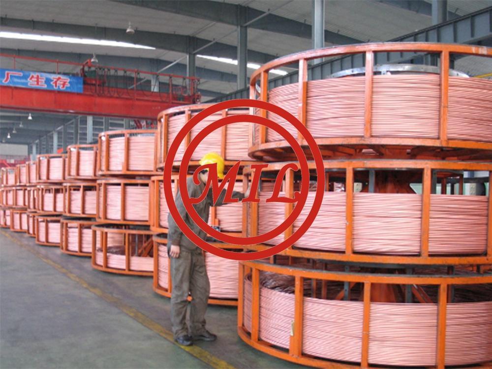 水平纏繞空調製冷銅管-ASTM B280 LWC 10