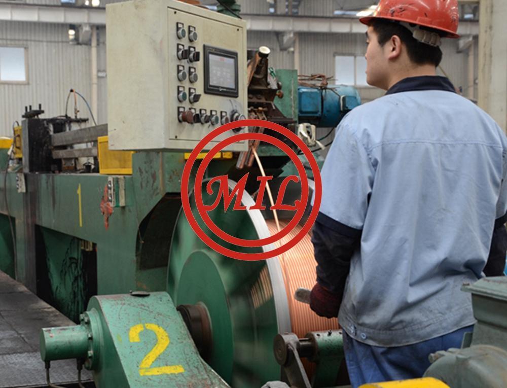 水平纏繞空調製冷銅管-ASTM B280 LWC 6
