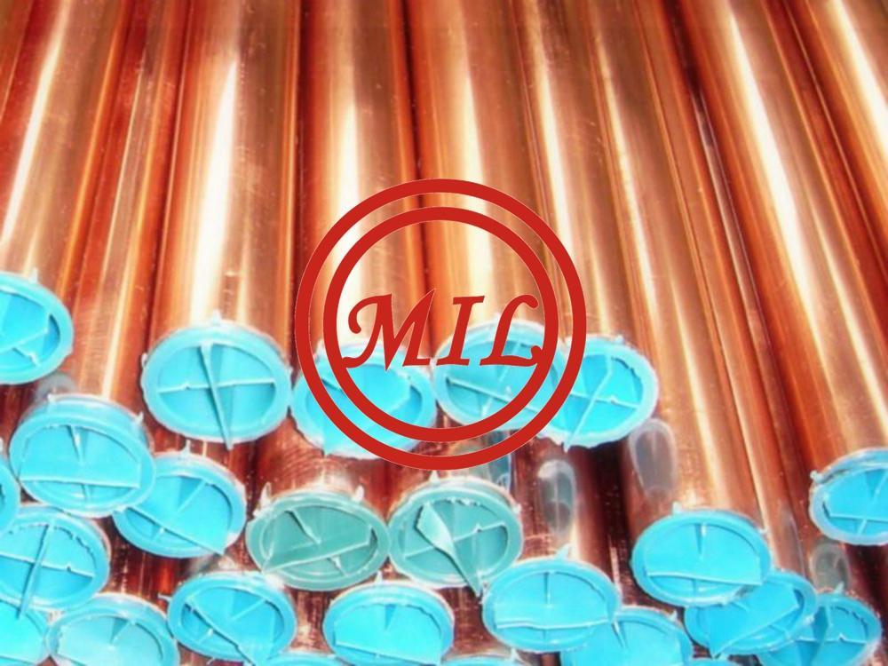 熱交換器與冷凝銅管-ASTM B111,AS 1572,EN 12451 1