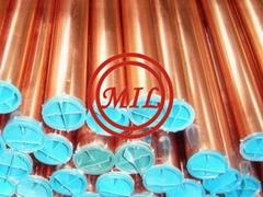 热交换器与冷凝铜管-ASTM B111,AS 1572,EN 12451