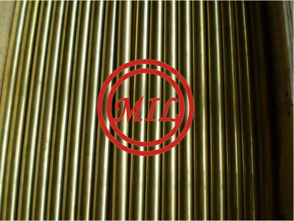 熱交換器與冷凝銅管-ASTM B111,AS 1572,EN 12451 2
