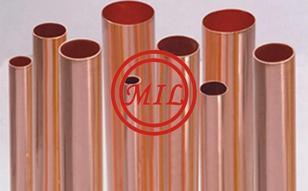 ASTM B68, ASTM B280,ASTM B819,BS 2871-3,EN 12735,AS 1571 HVACR Copper Tube