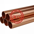 ASTM B88,ASTM B306,EN 1057,EN 13348,AS 1432,AS 3501 WATER,GAS & DWV COPPER PIPE