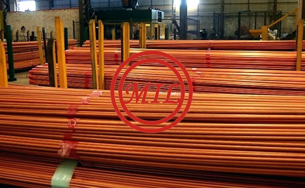 ASTM A88 C12200 BRONZE TUBE
