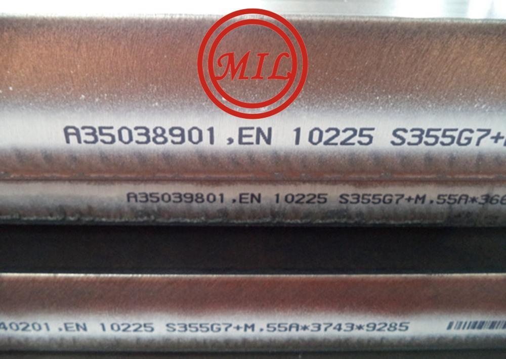 EN 10225 S355G7+M