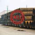 API 5L,AS 1163,AWWA C200,DIN 17172,EN 10208,GOST 20295 Spiral Welded Pipe