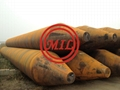 尖頭型鋼管樁-ASTM A252,AS 1163,EN 10219-1,JIS 5525 2