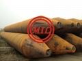 尖头型钢管桩-ASTM A252,AS 1163,EN 10219-1,JIS 5525