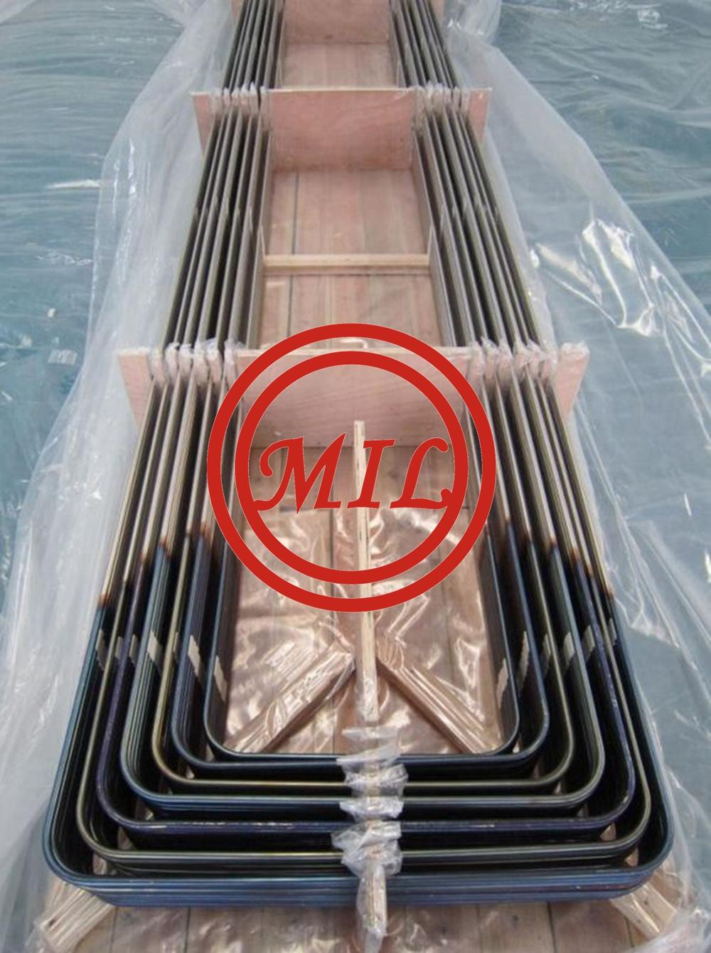 ASME SA210 A1 SEAMLESS STEEL U-TUBE FOR AIR HEATERS