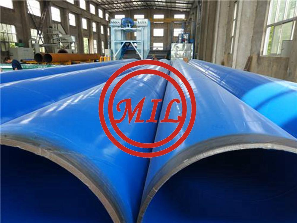 防腐鋼管-CECS10,GB50268 2